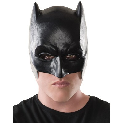 Rubies Dawn of Justice Adult Batman 1/2 Mask One Size