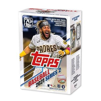 2021 Topps MLB Series 2 Baseball Trading Card Blaster Box