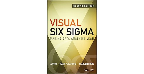Visual Six Sigma : Making Data Analysis Lean (Hardcover) (Ian Cox & Marie A. Gaudard & Philip J. Ramsey - image 1 of 1