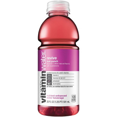 Water: vitaminwater