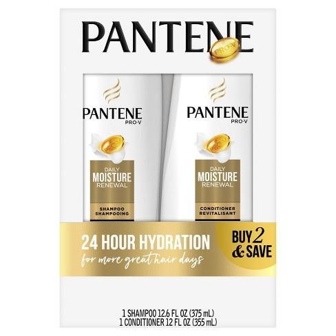 Pantene Pro-V Daily Moisture Renewal Shampoo and Conditioner Bundle - image 1 of 4