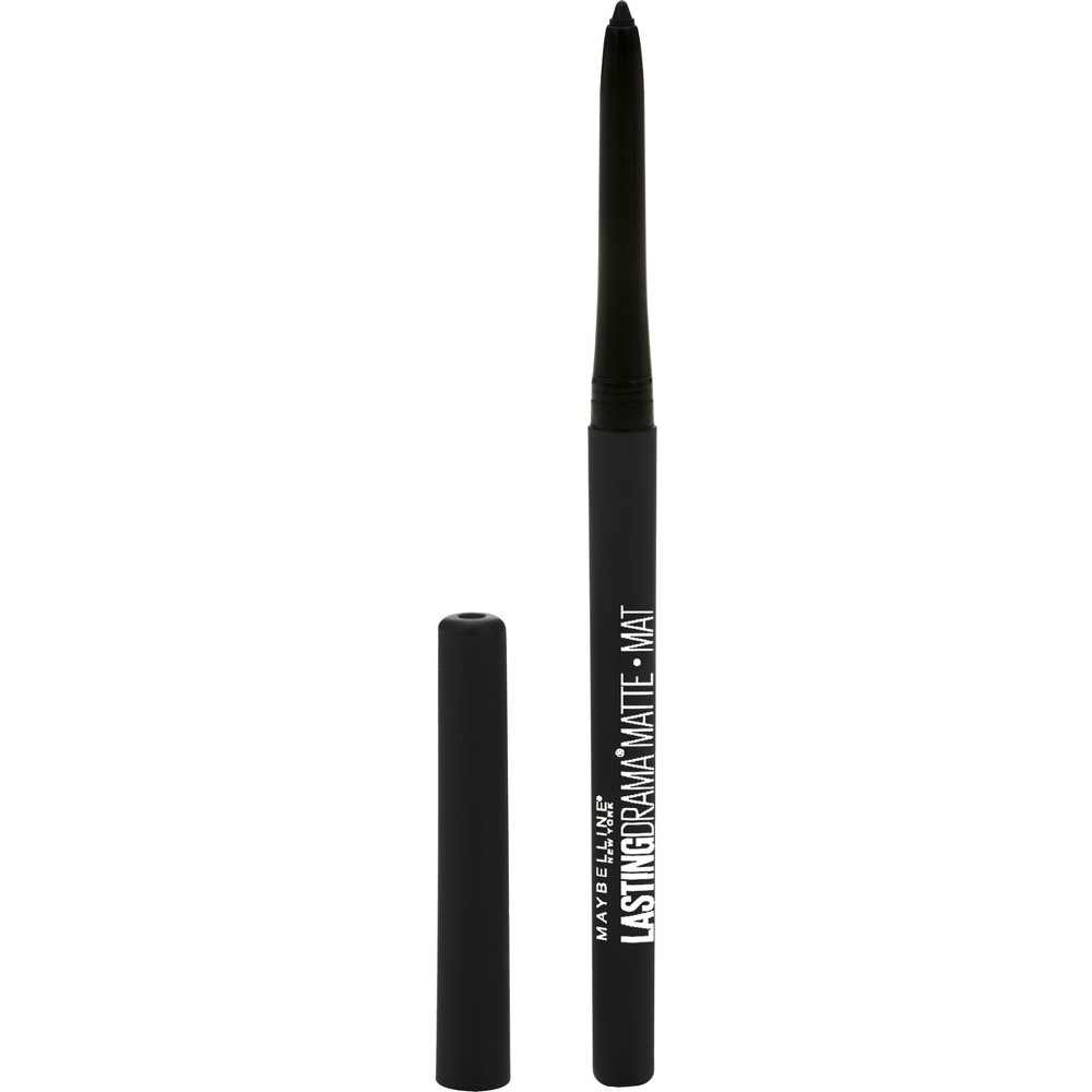Image of Maybelline Carbon Matte Eyeliner 860 Jet Black - 0.01oz