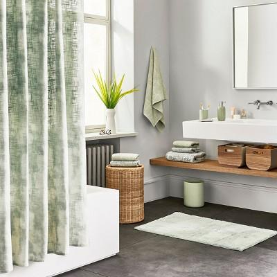 Modern Simplicity Soft Green Bathroom Collection