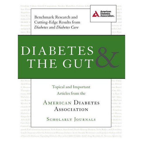 Diabetes & the Gut - (Paperback) - image 1 of 1
