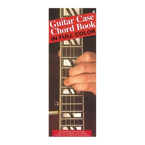 Music Sales Guitar Case Chord Book - image 1 of 1