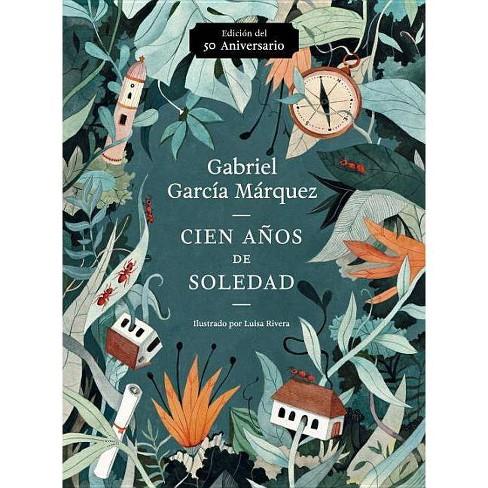 Cien A�os de Soledad (50 Aniversario) - by  Gabriel Garc�a M�rquez (Paperback) - image 1 of 1