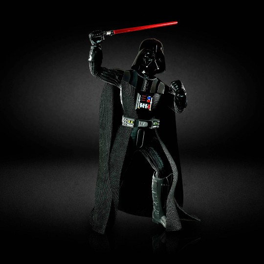 "Star Wars The Black Series Hyperreal Episode V The Empire Strikes Back Darth Vader 8"" Action Figure image number null"