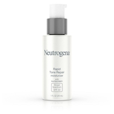 Facial Moisturizer: Neutrogena Rapid Tone Repair