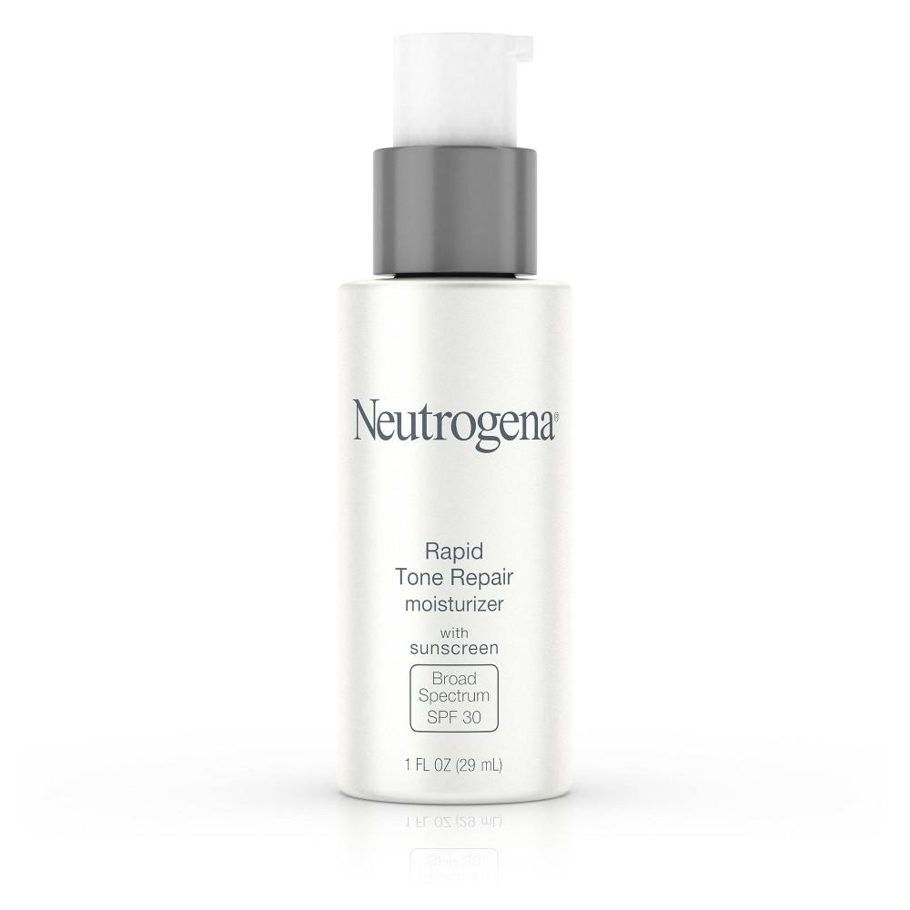 Neutrogena Rapid Tone Retinol Vitamin C Moisturizer Spf 30 1 Fl Oz
