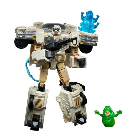 Ghostbusters Transformers Generations Ectotron Ecto-1 - image 1 of 4