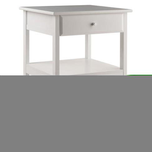 Delta Printer Stand - White - Winsome - image 1 of 4