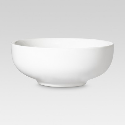 Cereal Bowl Porcelain Coupe - White - Threshold™