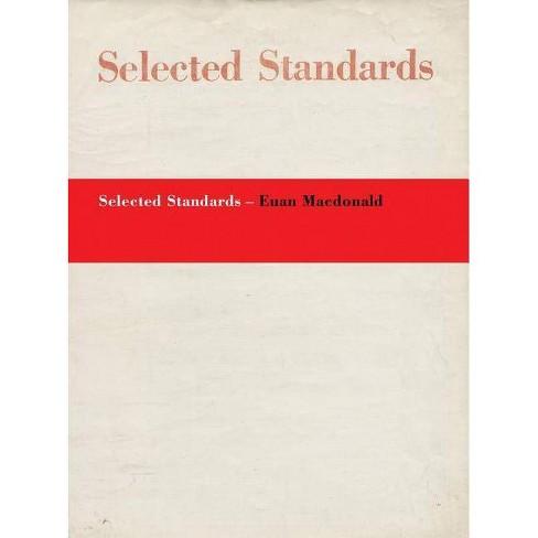 Euan Macdonald: Selected Standards - (Paperback) - image 1 of 1