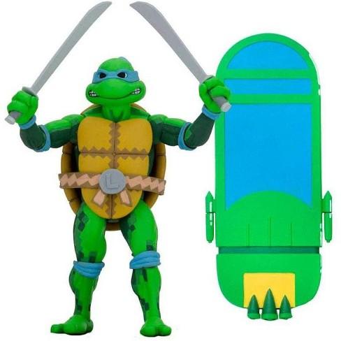 Neca Teenage Mutant Ninja Turtles Turtles In Time 7 Inch Action Figure | Leonardo - image 1 of 4