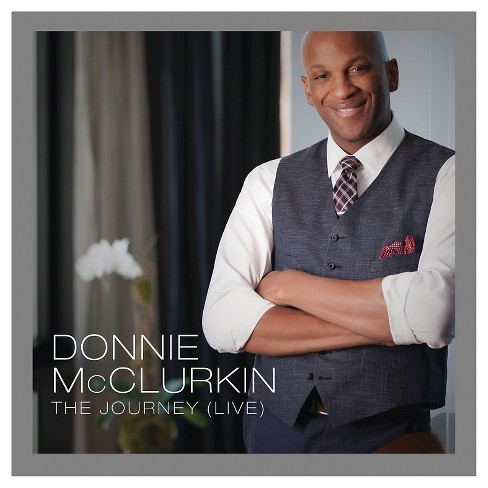 Donnie McClurkin -The Journey (Live) - image 1 of 1