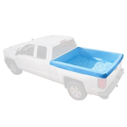 Bestway 54283E Portable Standard 5.5 Foot Payload Pickup Truck Bed Swimming Pool