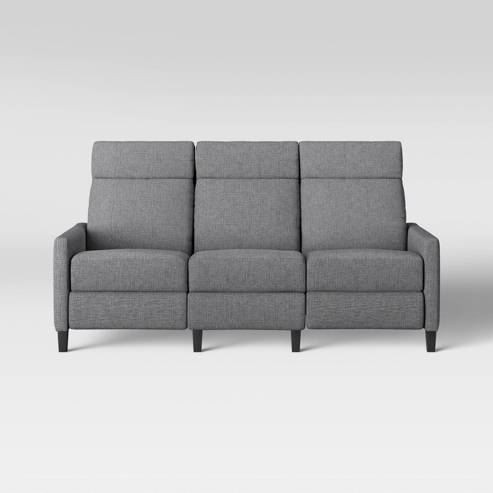 Poulson Reclining Sofa Gray - Project 62 was $880.99 now $440.49 (50.0% off)
