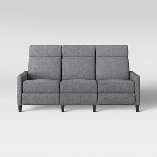 Poulson Reclining Sofa Gray - Project 62™