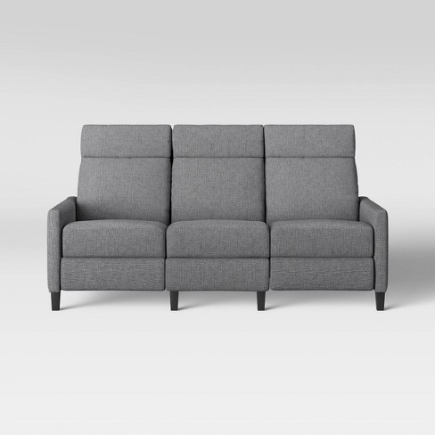 Poulson Reclining Sofa Gray - Project 62™ - image 1 of 4
