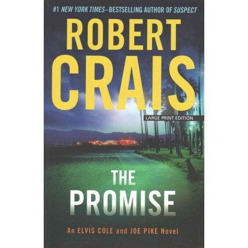 Promise Paperback Robert Crais Target