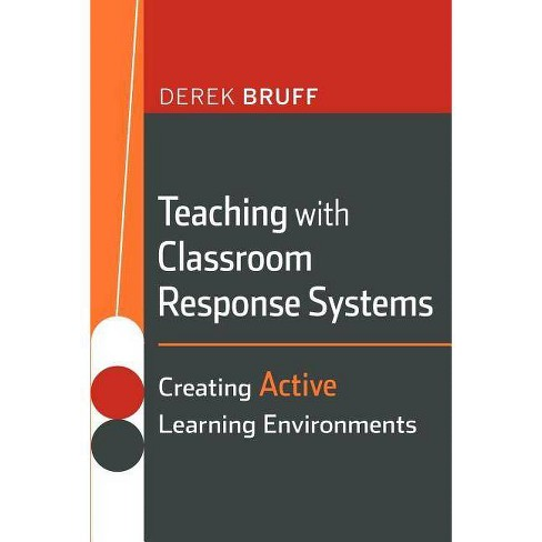 Teaching with Classroom Response Systems - (Jossey-Bass Higher and Adult Education (Paperback)) - image 1 of 1
