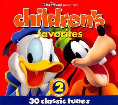 Various Artists - Children's Favorites, Vol. 2 (Disney) (CD)