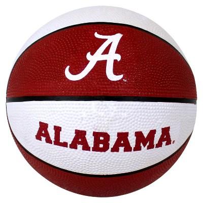NCAA Alabama Crimson Tide Mini Basketball