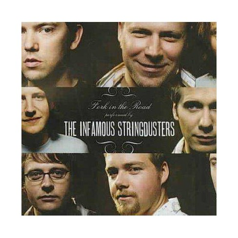Infamous Stringdusters - Fork in The Road (CD) - image 1 of 1