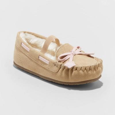 Toddler Girls' Celina Mocassin Slippers   Cat & Jack™ by Cat & Jack