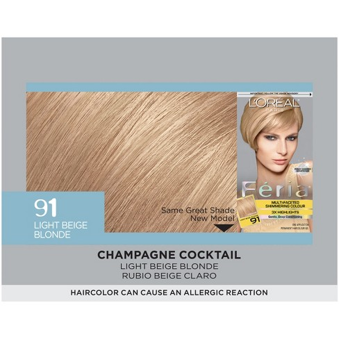 Beautytown Beige Blonde Color Natural Wave Futura No Tangle Kanekalon Hair Women Wedding Party Present Synthetic