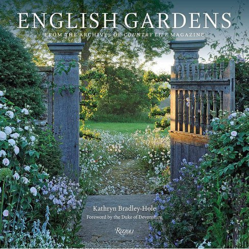 English Gardens - by  Kathryn Bradley-Hole (Hardcover) - image 1 of 1
