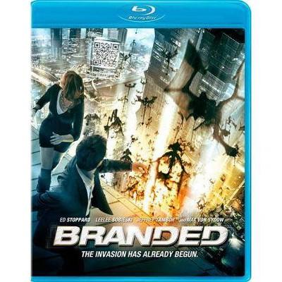 Branded (Blu-ray)(2013)