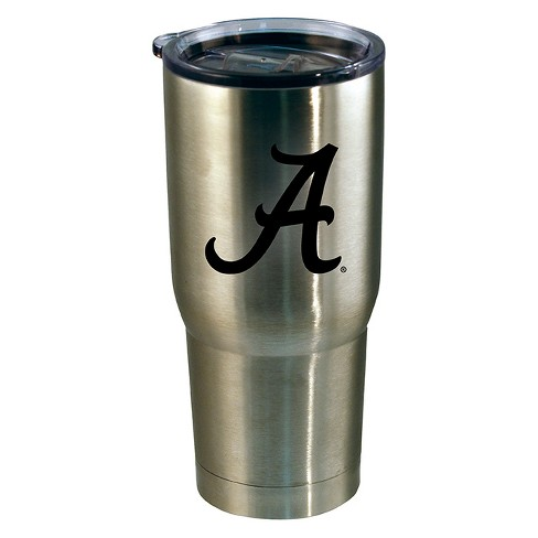 Stainless Steel Retro Logo Tumbler - Black - 20oz - image 1 of 1