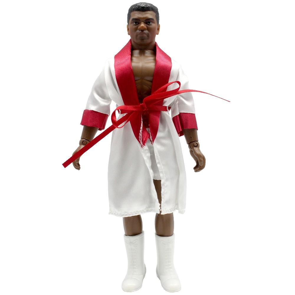 Mego Muhammad Ali in White Trunks Action Figure 8