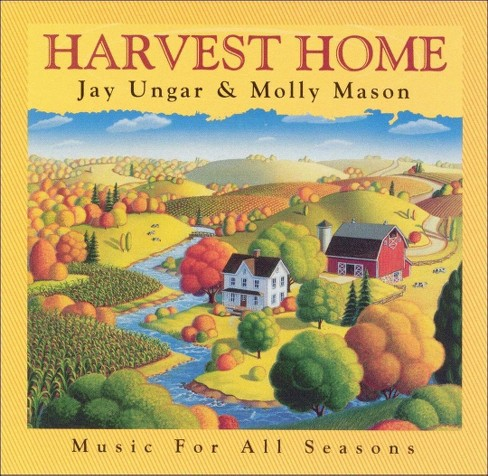 J ungar & m mason - Harvest home (CD) - image 1 of 1
