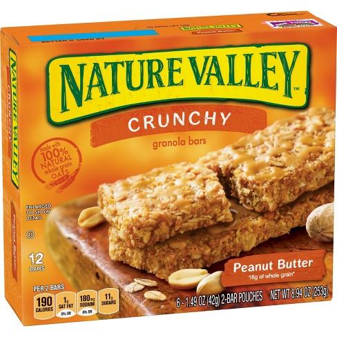 Image result for peanut butter granola bars