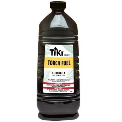 100oz Citronella Torch Fuel - TIKI