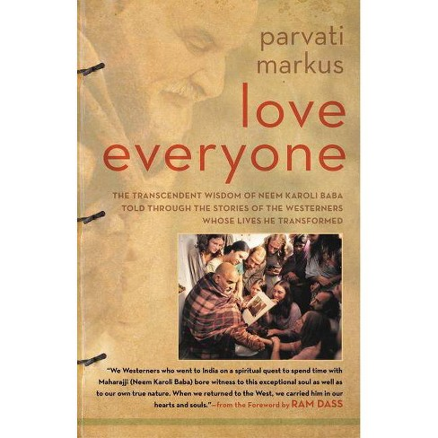 Love Everyone - by  Parvati Markus (Hardcover) - image 1 of 1