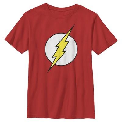 Boy's The Flash Classic Logo T-Shirt
