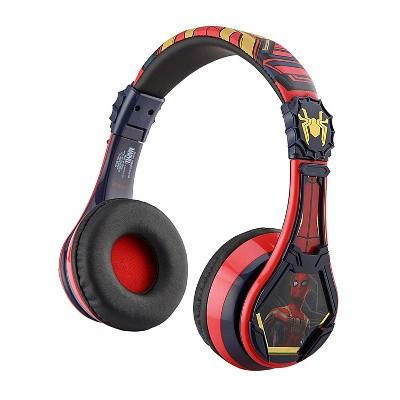 eKids Spider-Man 3 Bluetooth Headphones