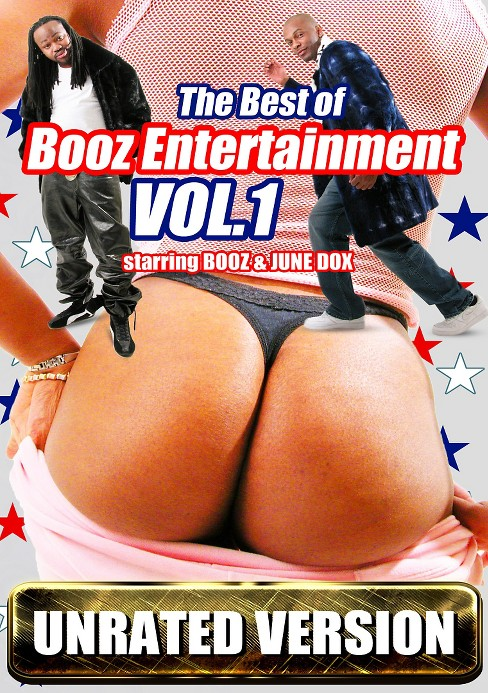 Best of booz entertainment:Vol 1 (DVD) - image 1 of 1