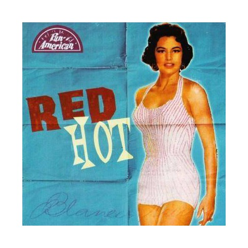 Various - Red Hot (CD) - image 1 of 1