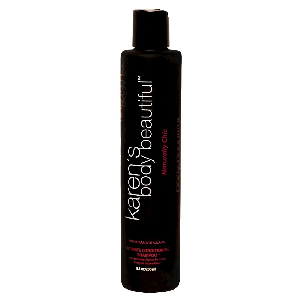Karen's Body Beautiful Ultimate Conditioning Shampoo - Pomegranate and Guava - 8.5oz