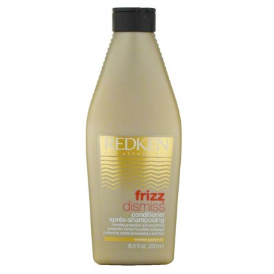 Redken 5th Avenue NYC Frizz Dismiss Brazilian Pracaxi Oil Conditioner - 8.5 fl oz