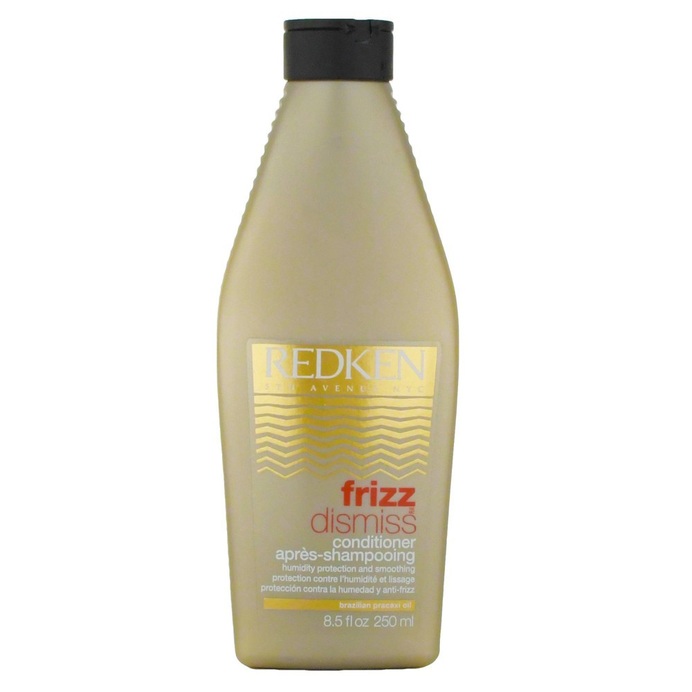 Image of Redken 5th Avenue NYC Frizz Dismiss Brazilian Pracaxi Oil Conditioner - 8.5 fl oz