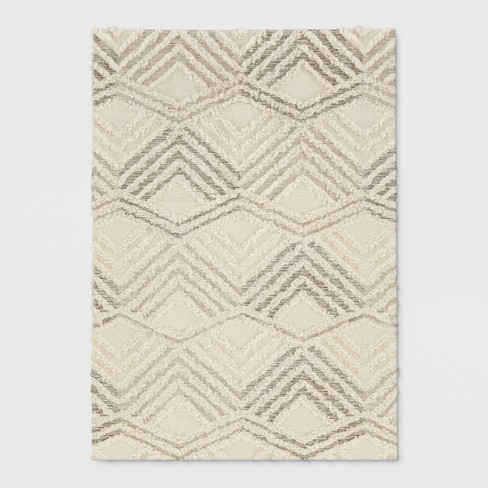 Moroccan Shag Tufted Rug - Project 62™ - image 1 of 4