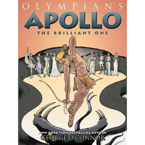 Olympians: Apollo - by  George O'Connor (Paperback) - image 1 of 1