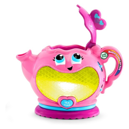 LeapFrog Musical Rainbow Tea Party image number null