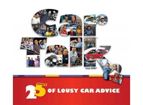 Car Talk : 25 Years of Lousy Car Advice (CD/Spoken Word) - image 1 of 1