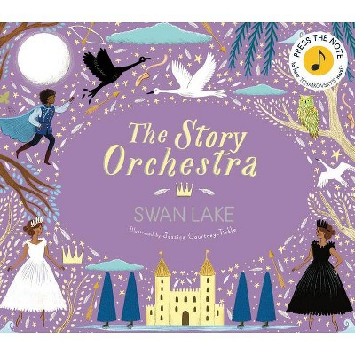The Story Orchestra: Swan Lake - by  Katy Flint (Hardcover)